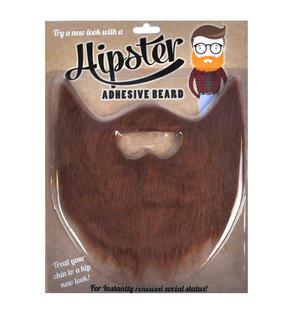 Ginger Hipster Beard