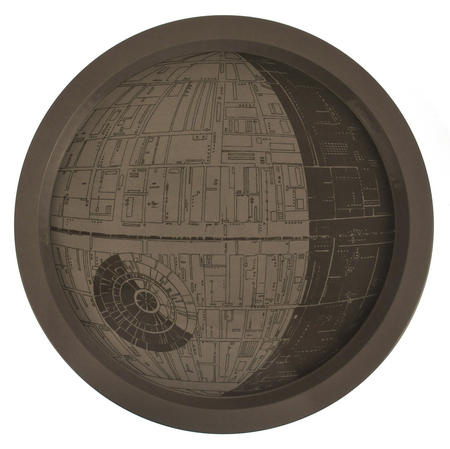 Star Wars Death Star Serving Tin Tray