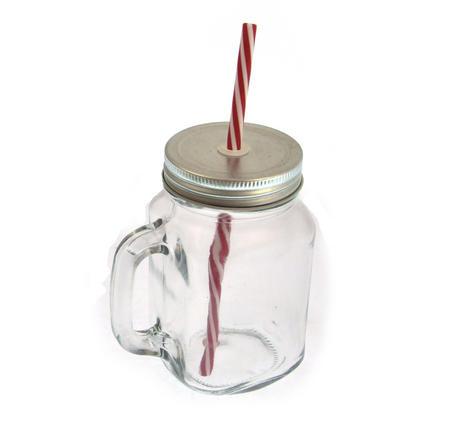 Garden Mug - Bug Safe Glass Gardener's Mug