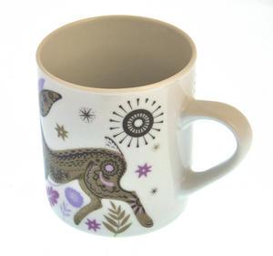 Rabbit - Wildwood Mug - Magpie Mug by Sarah Young Thumbnail 3