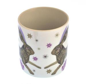 Rabbit - Wildwood Mug - Magpie Mug by Sarah Young Thumbnail 4