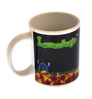 Lemmings Heat Change Mug Thumbnail 4