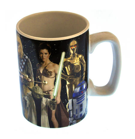 "Star Wars Sound Mug - ""Feel the Force"""