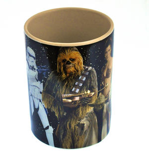"Star Wars Sound Mug - ""Feel the Force"" Thumbnail 2"