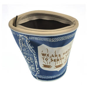 Classic NYC Anthora Coffee Cup - Lucky Beggar Disguised Wallet