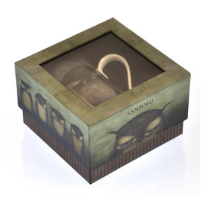 Grumpy Owl Tall Mug in a Gift Box Thumbnail 2