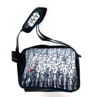 Star Wars VII Trooper Army Flight Bag