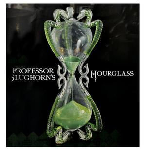 Harry Potter Replica Professor Slughorn's Hourglass Noble Collection Thumbnail 6