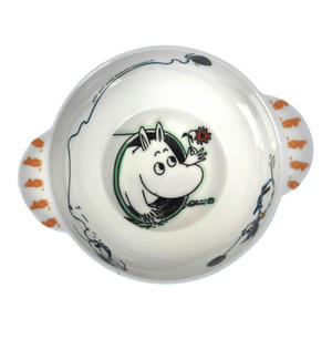 Moomin Bowl with Handles Thumbnail 1