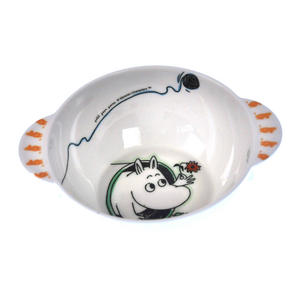 Moomin Bowl with Handles Thumbnail 2