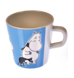 Moomin Small Mug - Blue - Scarf Thumbnail 3