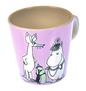 Moomin Small Mug - Pink - Mirror Mirror