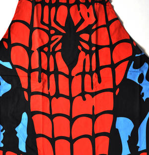 Spiderman Torso Apron Thumbnail 3