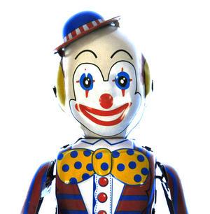 Classic Clockwork Clown Drummer Thumbnail 2