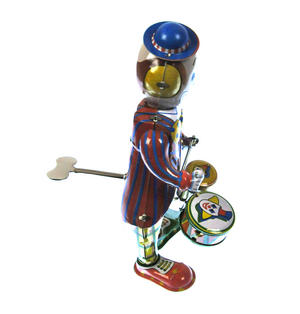 Classic Clockwork Clown Drummer Thumbnail 4
