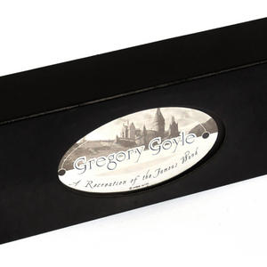 Harry Potter Replica Gregory Goyle Wand Thumbnail 6