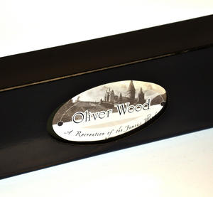 Harry Potter Replica Oliver Wood Wand Thumbnail 5