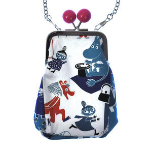 Moomin and Friends - Blue Small Bag  / Cross Body Bag