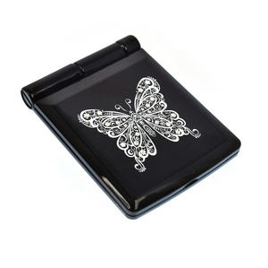 Butterfly - Light Up LED Compact Mirror