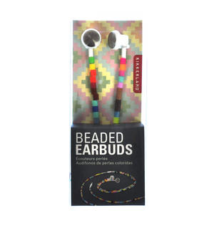 Ear Buds - Beaded Earphones