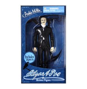 Edgar Allan Poe  Action Figure