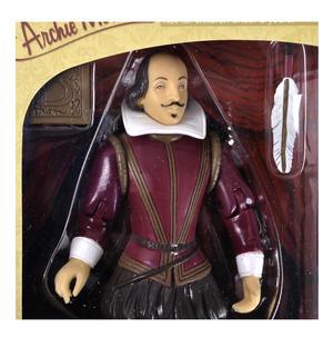William Shakespeare Action Figure Thumbnail 2