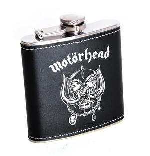 Motörhead Hip Flask - Toast Lemmy - the original Motorhead Thumbnail 1
