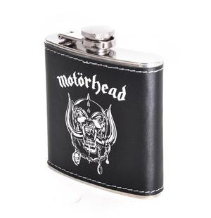 Motörhead Hip Flask - Toast Lemmy - the original Motorhead Thumbnail 2