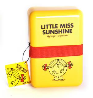 Little Miss Sunshine - Mr Men Sandwich Box