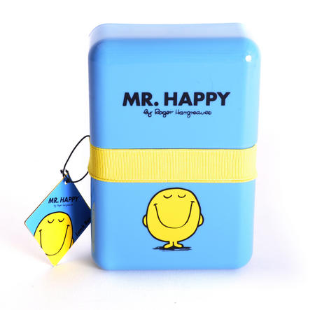 My Happy - Mr Men Sandwich Box