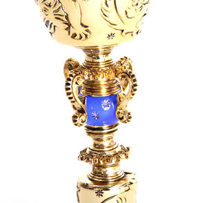 Harry Potter Replica Dumbledore's Cup Noble Collection Thumbnail 6