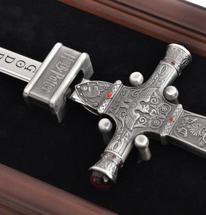 Harry Potter Replica Godric Gryffindor Sword Noble Collection Thumbnail 1