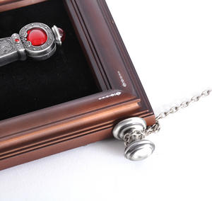 Harry Potter Replica Godric Gryffindor Sword Noble Collection Thumbnail 4