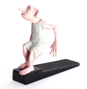 Harry Potter Replica Dobby Doorstop Noble Collection Thumbnail 3
