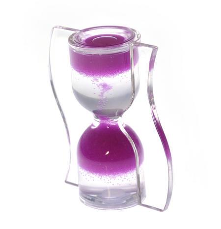 Purple Tango Paradox  - Watch the Purple Bubbles Defy Gravity