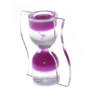 Purple Tango Paradox  - Watch the Purple Bubbles Defy Gravity