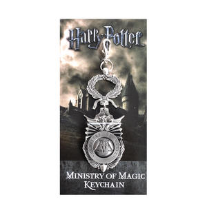 Harry Potter Ministry of Magic Keychain Noble Collection
