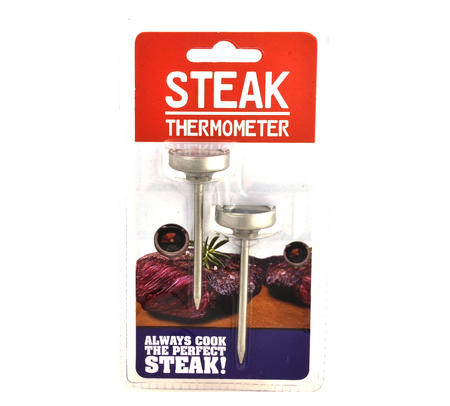Steak Thermometer - Perfect Beef Every Time!