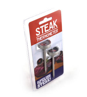 Steak Thermometer - Perfect Beef Every Time! Thumbnail 2