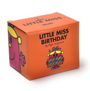 Little Miss Birthday - Mr Men And Little Miss Mug Thumbnail 3