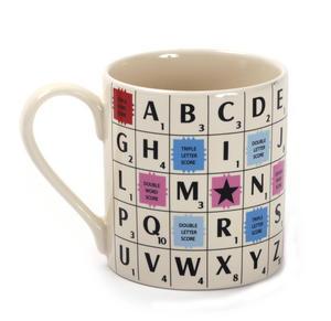 Scrabble Mug Thumbnail 2