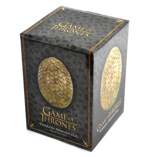 Viserion Dragon Egg - The Game of Thrones Replica Thumbnail 3