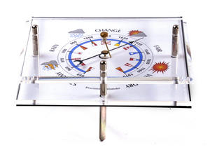 Standing Barometer Flag Dial WEA 150F - ACR Thumbnail 1