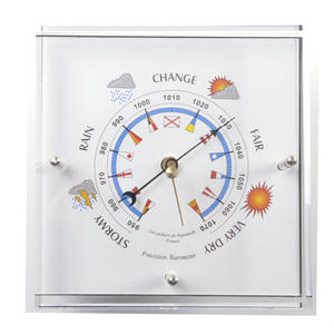 Standing Barometer Flag Dial WEA 150F - ACR Thumbnail 2