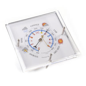 Standing Barometer Flag Dial WEA 150F - ACR Thumbnail 4