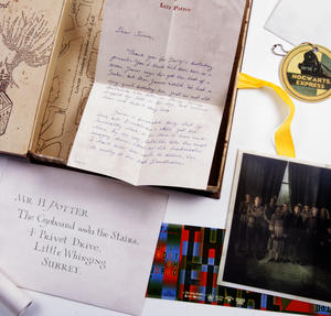 Harry Potter Film Artefact Box - A Trove of Replica Harry Potter Documents and Keepsakes Thumbnail 5