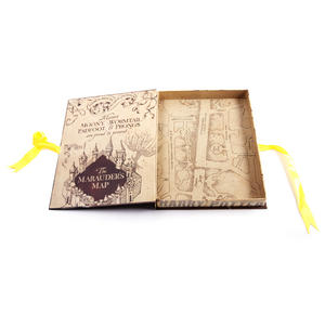Harry Potter Film Artefact Box - A Trove of Replica Harry Potter Documents and Keepsakes Thumbnail 6
