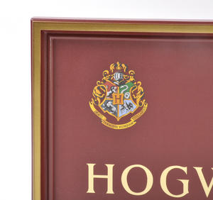 Harry Potter Replica Hogwarts Express Kings Cross Platform 9 3/4 Sign Thumbnail 5