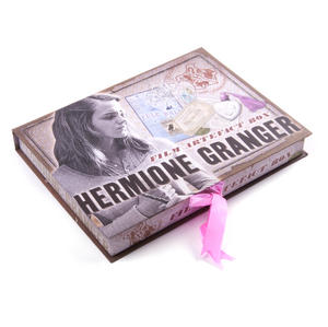 Hermione Granger Film Artefact Box - A Trove of Replica Harry Potter Documents and Keepsakes Thumbnail 2