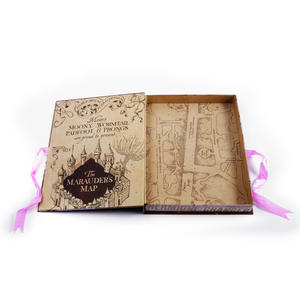 Hermione Granger Film Artefact Box - A Trove of Replica Harry Potter Documents and Keepsakes Thumbnail 7
